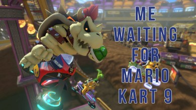 Nintendo Should Release Mario Kart 9, But Not For The Reason You Think