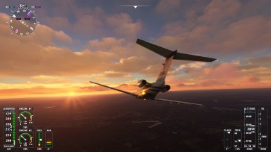 How Microsoft Flight Simulator and Accessibility Feels on Console