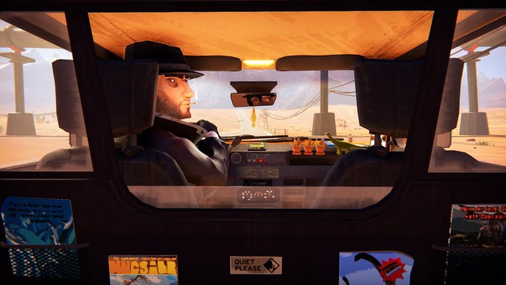 road 96 taxi backseat pov