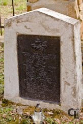 stela nagrobna z wymienionymi nazwiskami żołnierzy