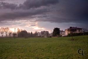 Miejsce gdzie stał obóz pracy przymusowej w Szebniach.