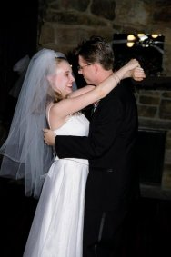 Wedding photo-September 3, 2005