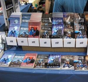 The Axiom-man Saga at the C4 Comic Con 2013