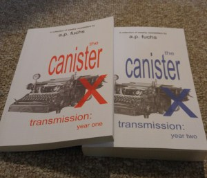 The Canister X Transmission Years One and Two