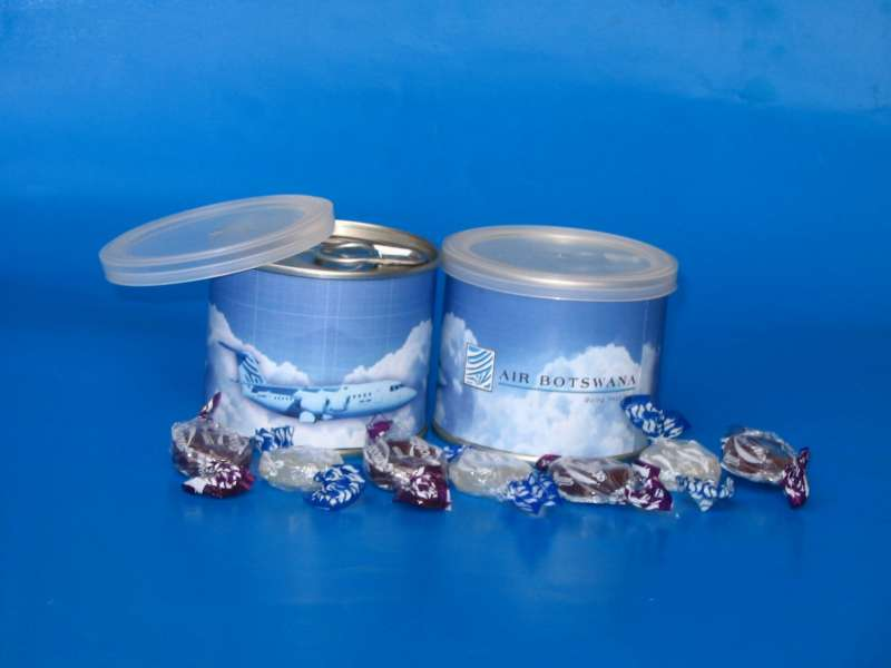 Promotional Tin Cans