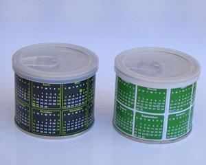 promotional tins