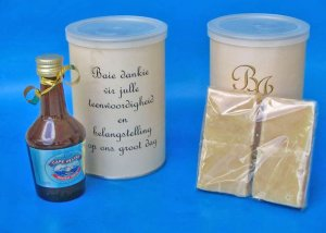 Tins of Fudge