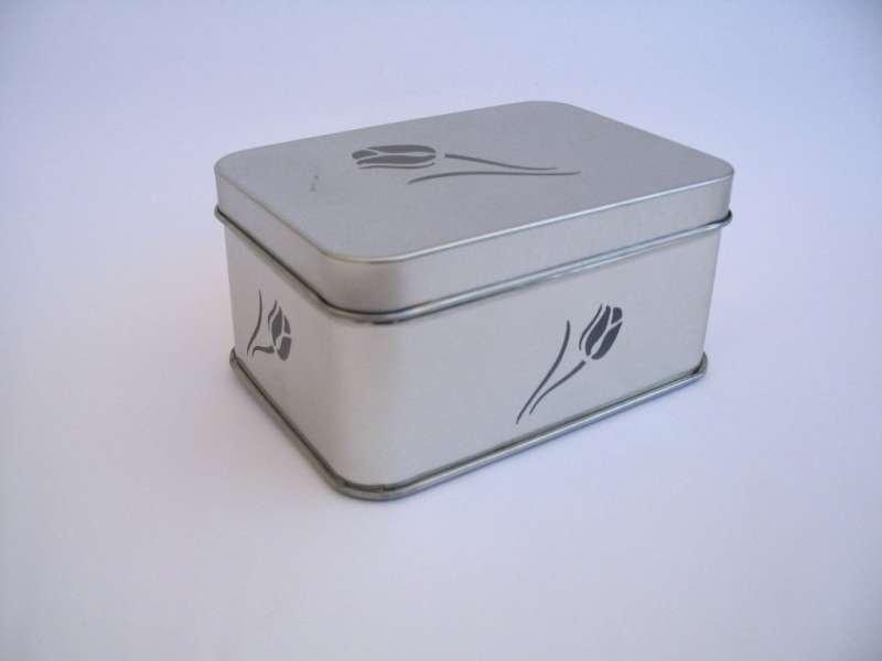 Engraved Printed Tins