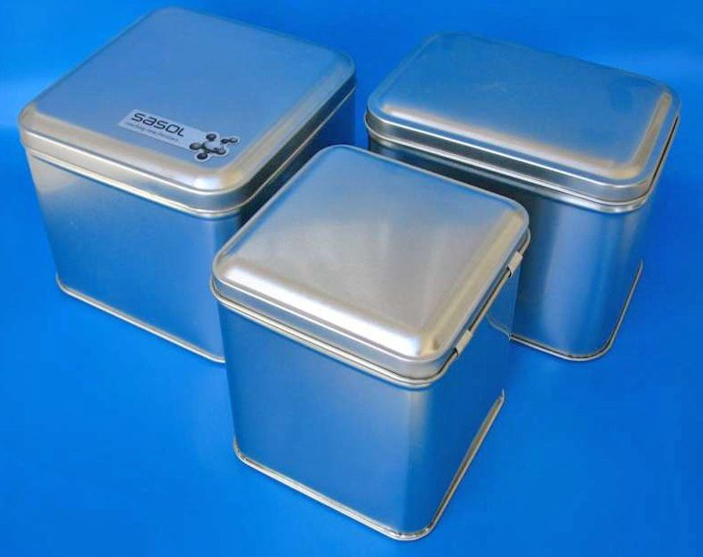 Square Tins South Africa