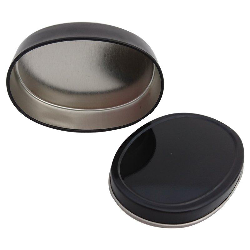 Co4 84x57x25mm-Custom Mini Oval Canister