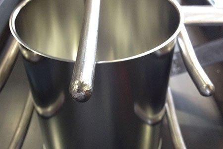 Seamless Tin Cans