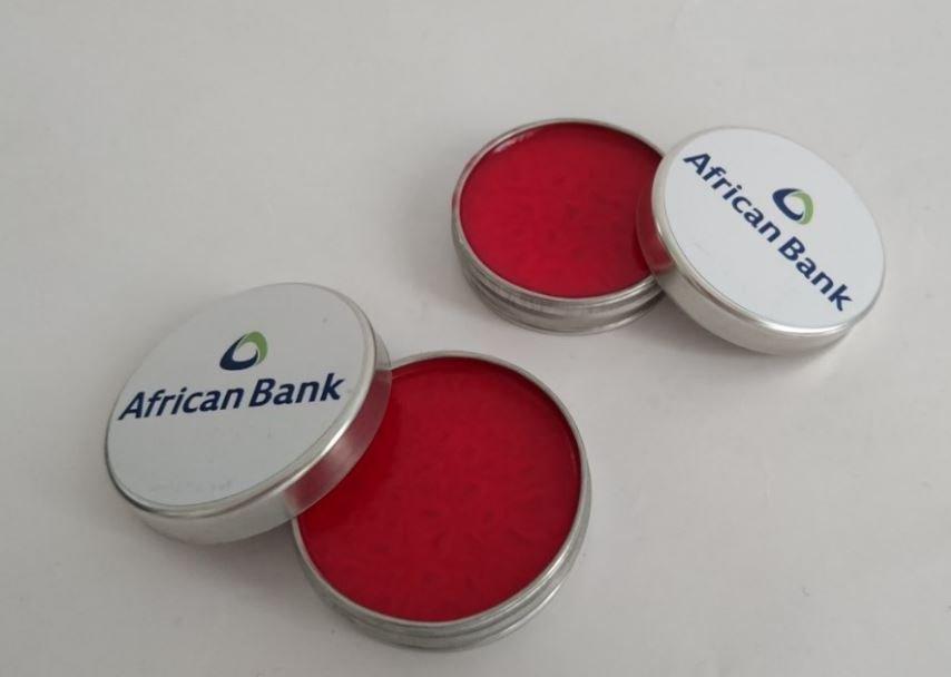 Branded Lip Balm Tins