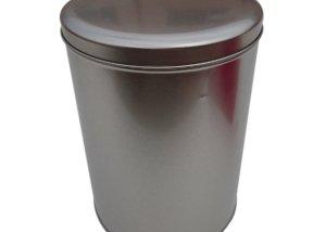 Cr13-B 179x240 Metal Round Tin Box