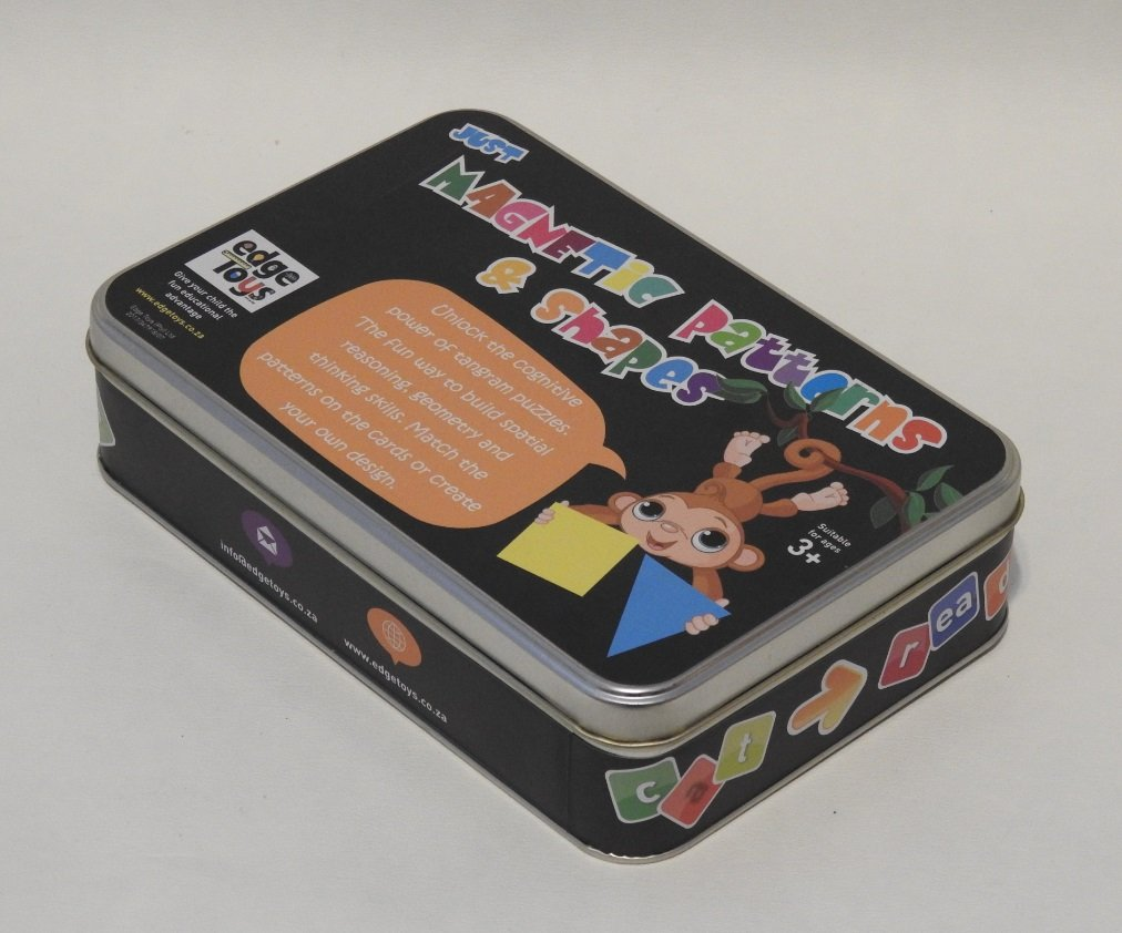 Educational Tin Box