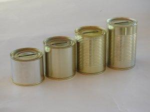 Metal Tin Can Piggy Banks South Africa