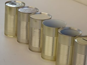 Tin Cans for Sale