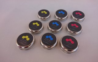 Branded Ointment Tins for Sale