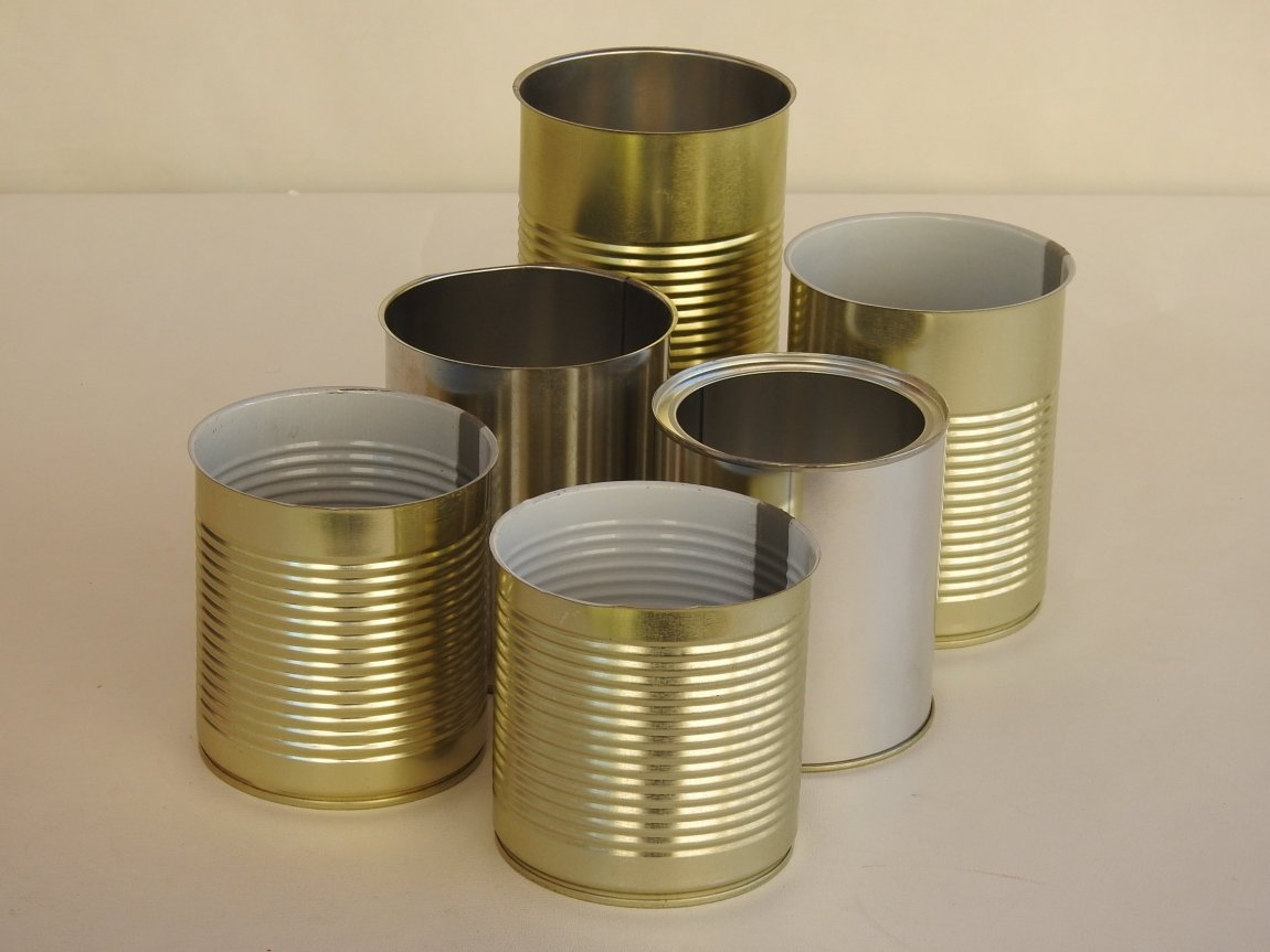 Tin Can Supplier