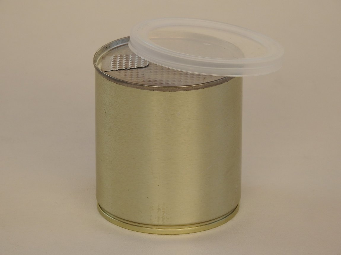 Small Custom Tin Cans