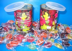 Tins of Sweets