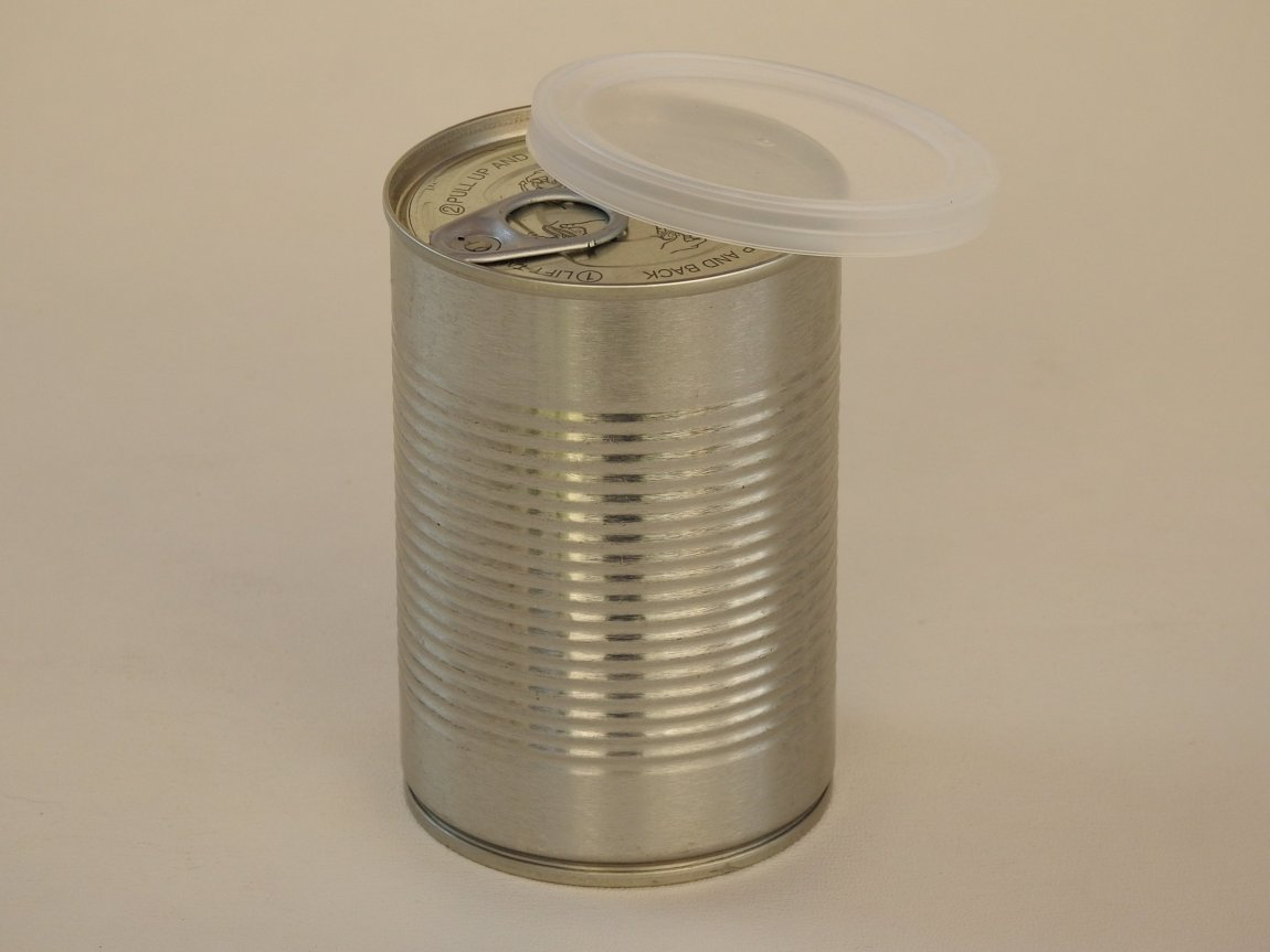 Standard Custom Tin Cans