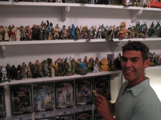 CIBASS Otro coleccionistade Star Wars