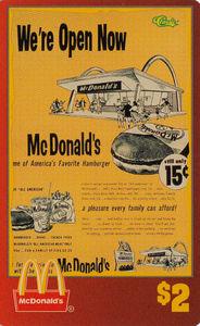 CIBASS McDonalds 14