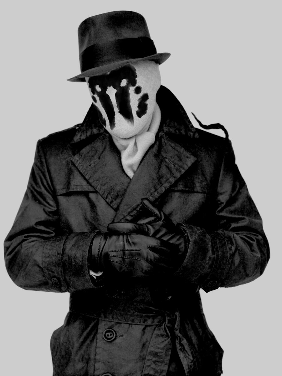 El Chiste de Pagliacci (Rorschach en 'Watchmen')