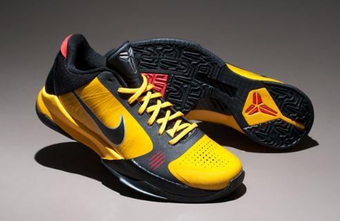 *Nike Zoom Kobe V