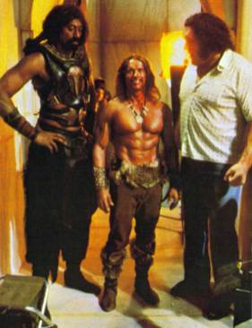 CIBASS_Wilt-Chamberlain-Arnold-Schwarzenegger-and-Andre-the-Giant-on-the-on-the-set-of-Conan-the-Destroyer