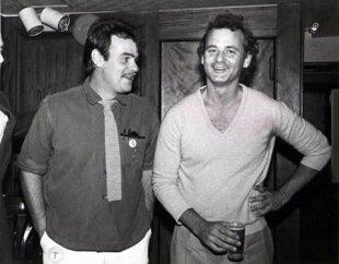 Bill Murray y Dan Aykroyd