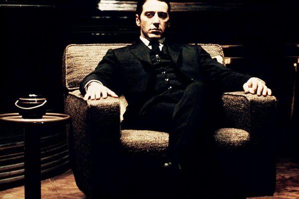 CIBASS Michael Corleone El Padrino