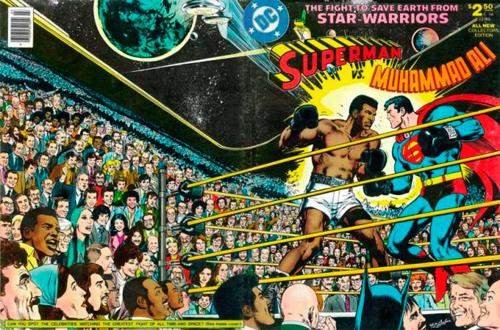 CIBASS Superman vs Alí