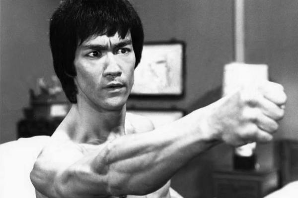 CIBASS Bruce Lee Be Water
