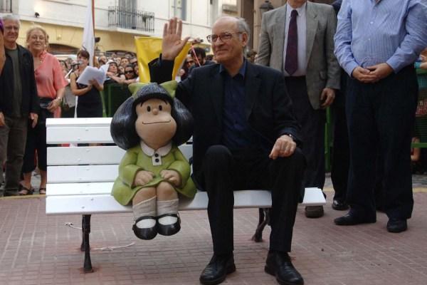 CIBASS Quino y Mafalda