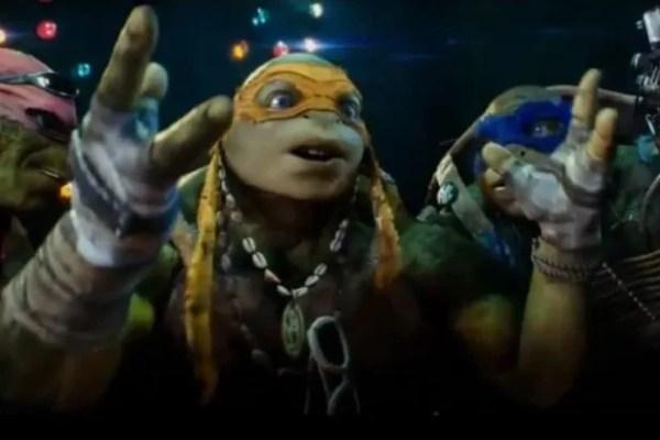 CIBASS Teenage Mutant Ninja Turtles