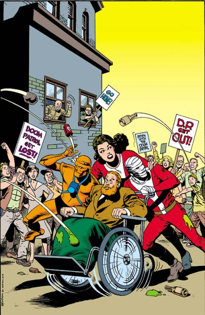 CIBASS The Doom Patrol