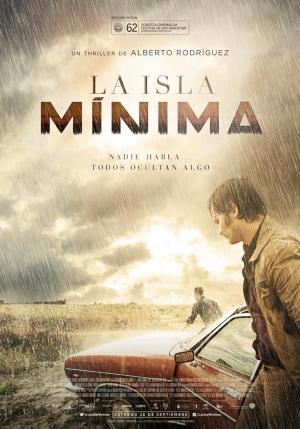 CIBASS Cartel de La Isla Mínima de Alberto Rodríguez