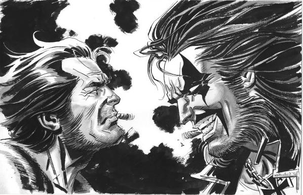 CIBASS Lobo versus Logan