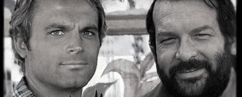 CIBASS Terence Hill y Bud Spencer