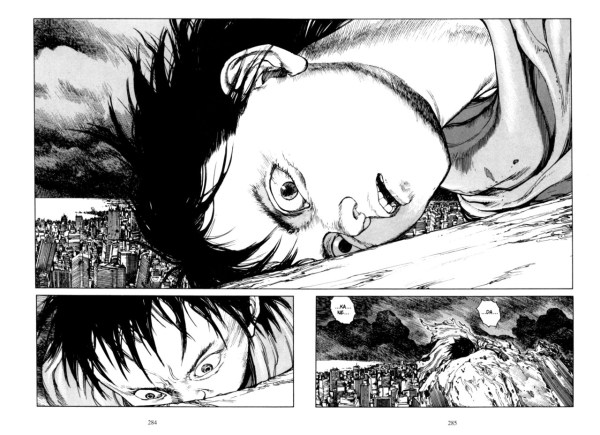 Akira manga dos