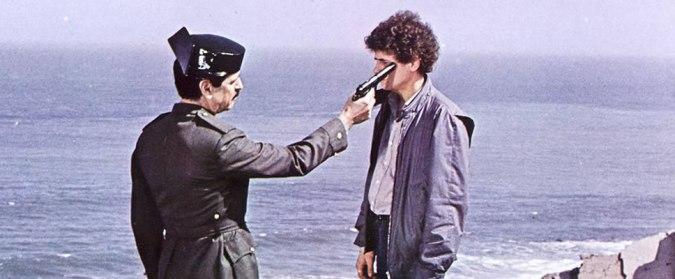 José Manuel Cervino y José Luis Manzano en El Pico de Eloy de la Iglesia,  1983