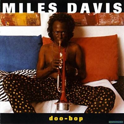 CIBASS Portada del album Doo-Bop de Miles Davis