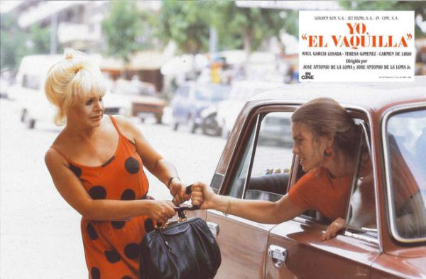 CIBASS Yo El Vaquilla la hermana del Vaquilla