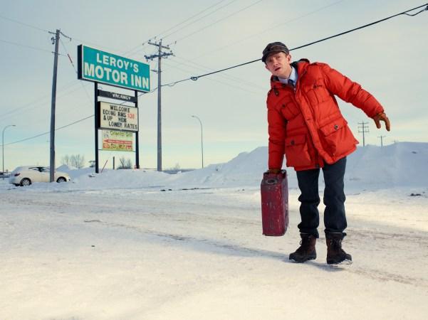 Martin Freeman en Fargo, la serie