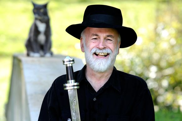 CIBASS Terry Pratchett