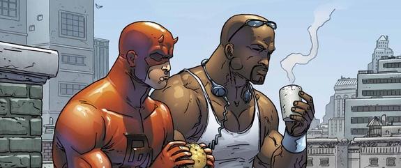 CIBASS Daredevil y Luke Cage