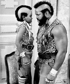 CIBASS Gary Coleman y Mister T