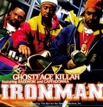CIBASS Ghostface Killah ironman