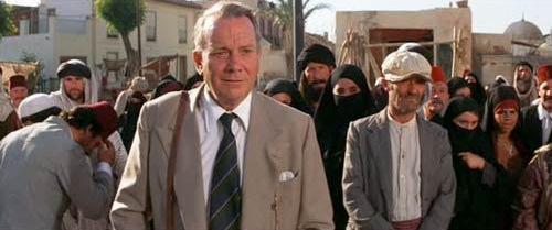 Indiana Jones: un aldeano en pantalla